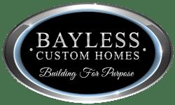 Bayless Custom Homes Logo